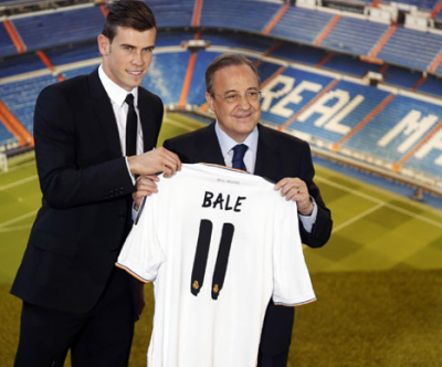 gaji gareth bale real madrid