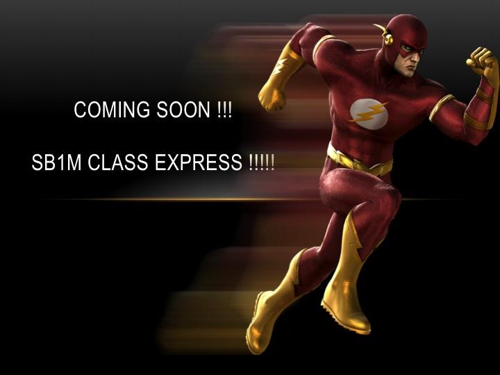 SB1M class Express
