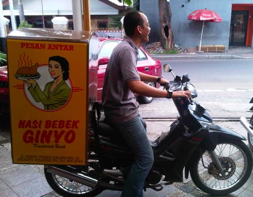 Yuk Delivery untuk Rapat Kantormu = ) www.BebekGinyo.com