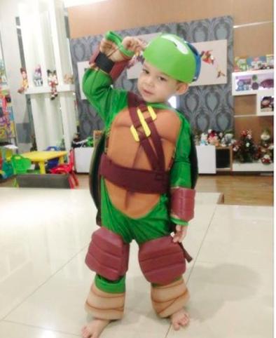 jual kostum kura kura ninja turtle 2014