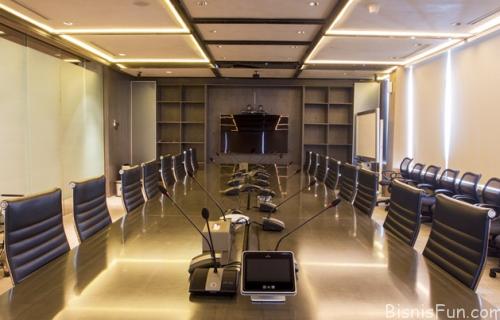 design ruang rapat kantor nettv