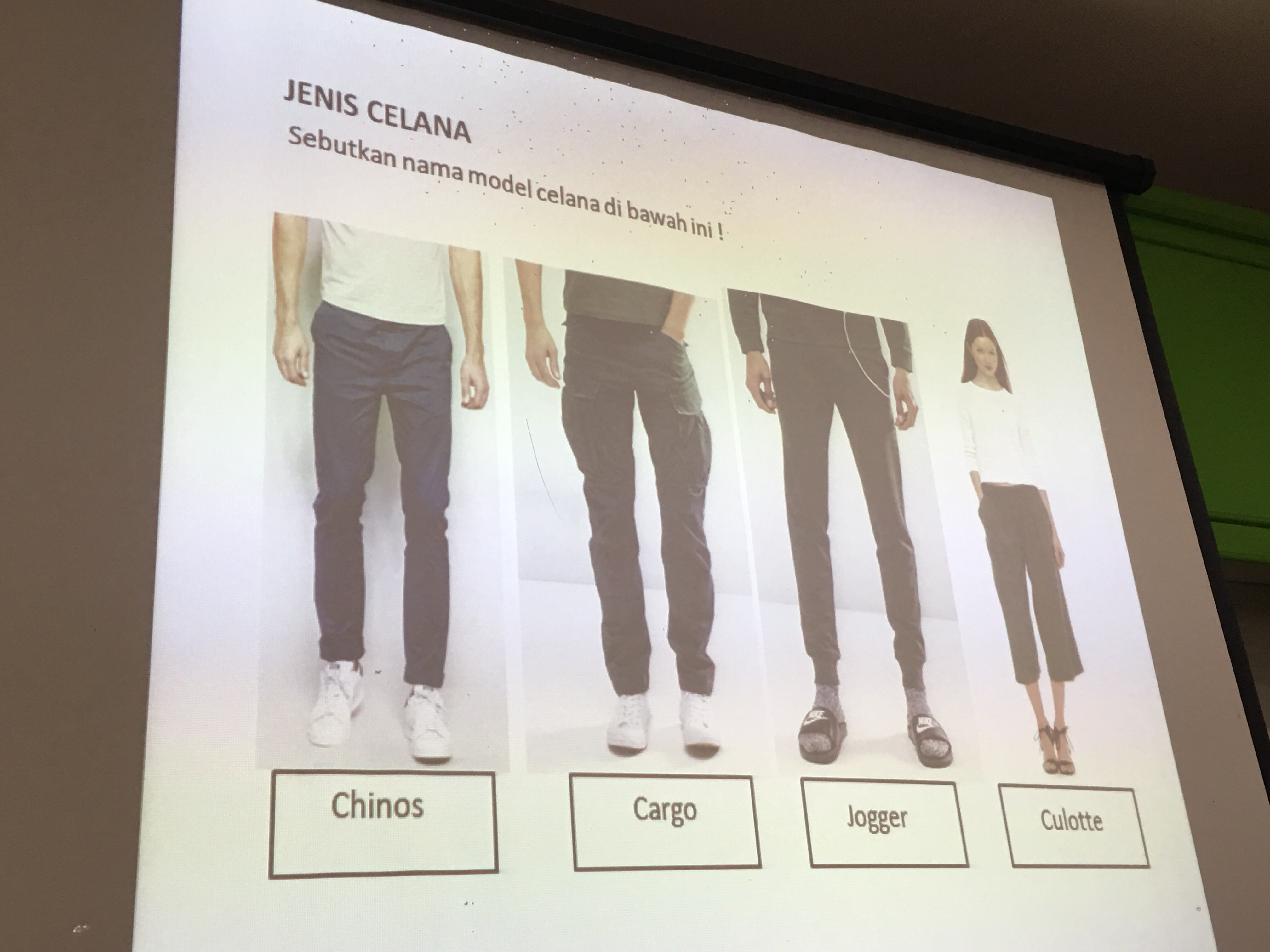 jenis - jenis celana panjang cowo cewe - Bisnis Fun.Com