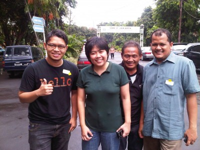 Gathering Asian Brain Jakarta - Bersama Bu Guru Anne