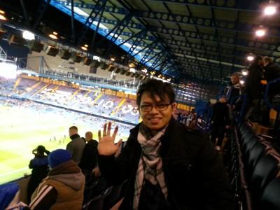 @ Stamford Bridge