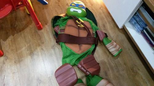 kostum kura kura ninja turtle