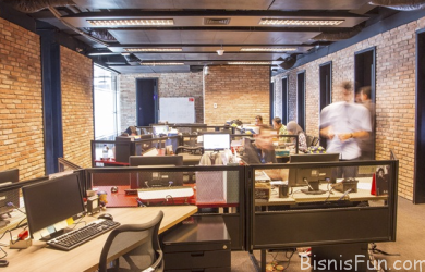 design kantor net tv
