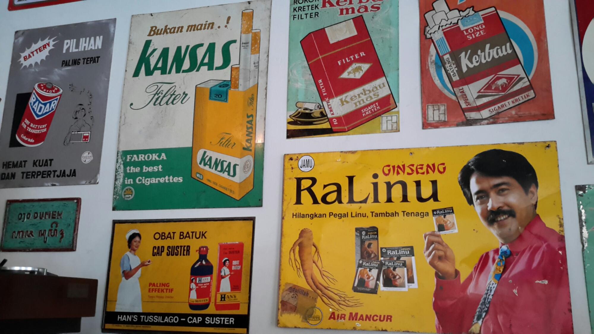 Gambar Iklan Iklan Rokok Jaman Dulu Bisnis Fun Com
