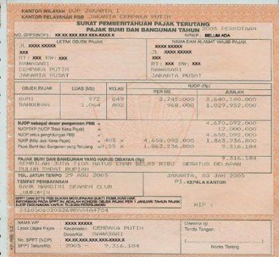 Opsi pembayaran pajak gaji